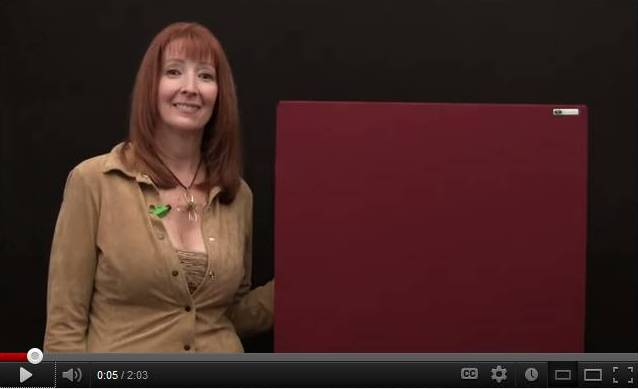 244 Acoustic Panel Product Video