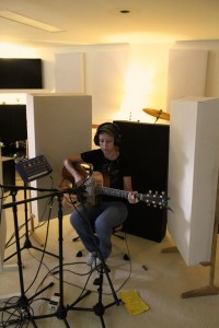 Elastic Studios, Lisa Lim on guitar