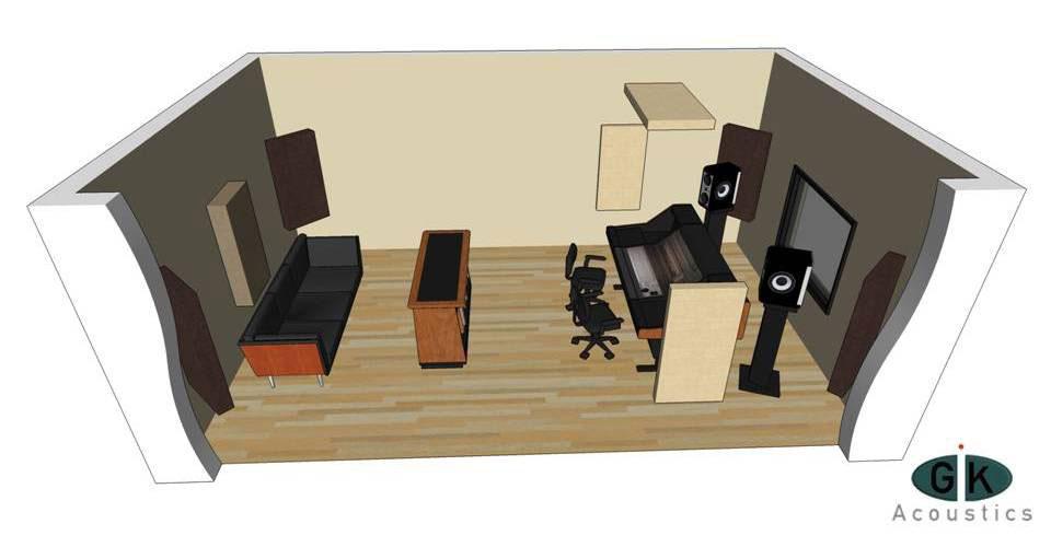GIK Acoustics Room Kit #1