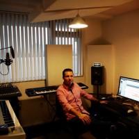Producer Michiel van Erp
