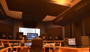 Cheer Music Pro and GIK Acoustics
