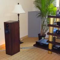Odyssey GIK Acoustics TriTrap