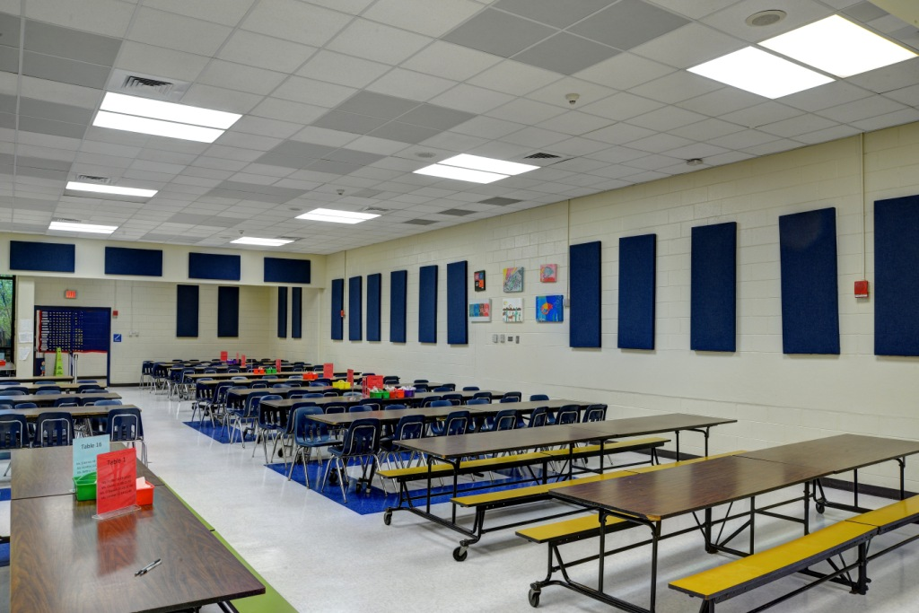 High Point Elementary School Acoustics Solution