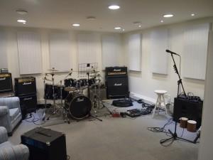 Graham Stack GIK Acoustics 242 Acoustic Panel Scatter Plate