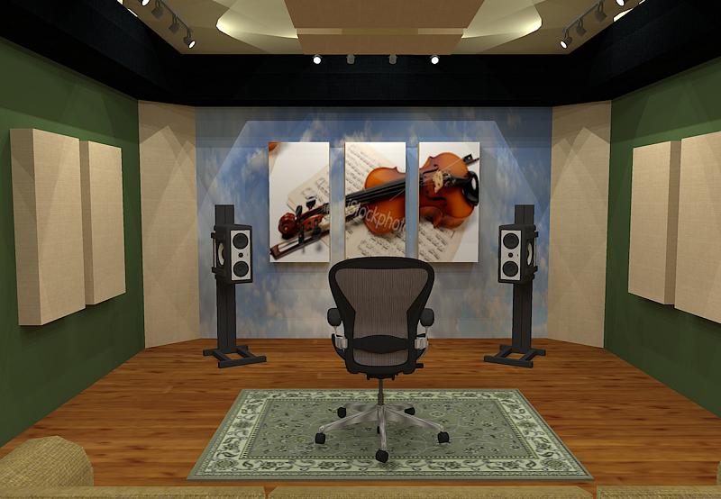Gik Acoustics Products Into Your Room Having